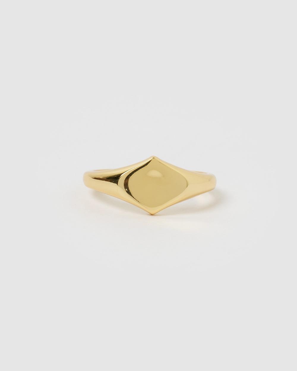 Izoa Ameera ring Gold Jewellery Gold