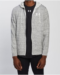 Under Armour - Sportstyle Terry Full-Zip Hoodie