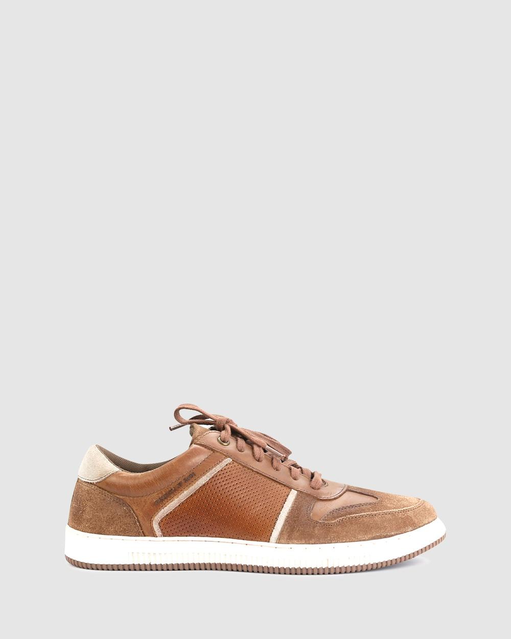 Acton Fenech Sneakers Brown