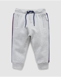 Purebaby - GT Stripe Track Pants - Kids