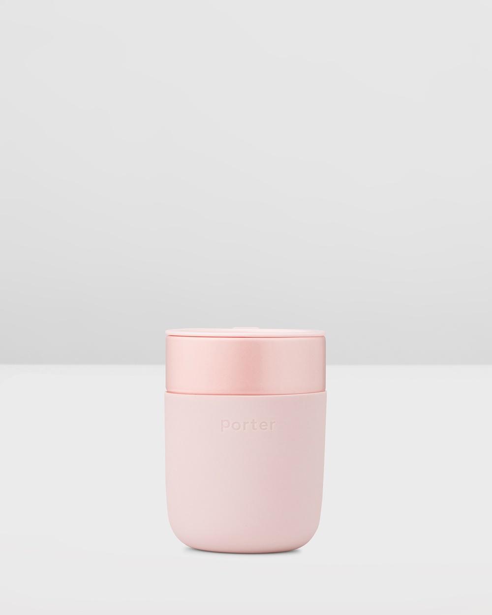 Porter Ceramic Mug 355ml Accessories Pink