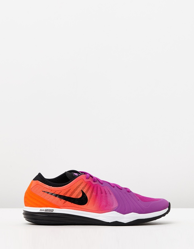 new arrive latest discount cost charm Nike Dual Fusion TR 4 Print Women's Training Shoes by Nike Online ...