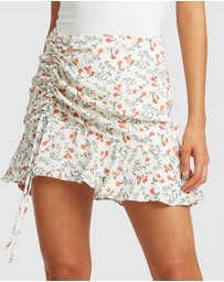 Calli - Sweet Day Dreams Mini Skirt