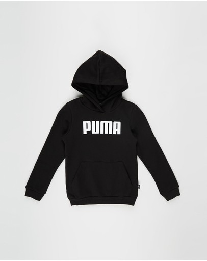 Puma - Essential Logo Fleece Hoodie - Kids-Teens