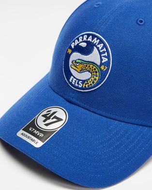 47 Parramatta Eels '47 MVP Snapback - Headwear (Blue)
