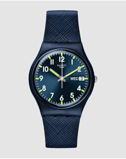 Swatch - SIRBLUE