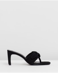 Jaggar The Label - Endear Thong Slide Heels
