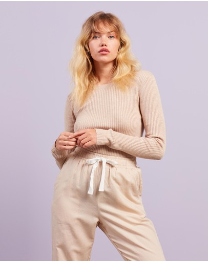 Nude Lucy - Nude Classic Knit