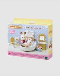 Sylvanian Families - Country Bathroom Set - Kids