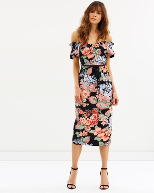 alice McCALL – Ti Amo Dress – Dresses (Evening Floral)