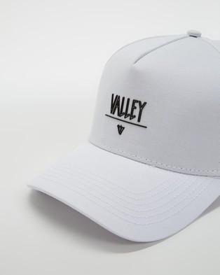 Valley Love Is A Lie Cap - Headwear (White)