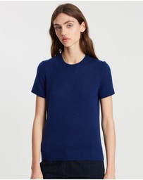 Theory - Basic Cashmere Tee