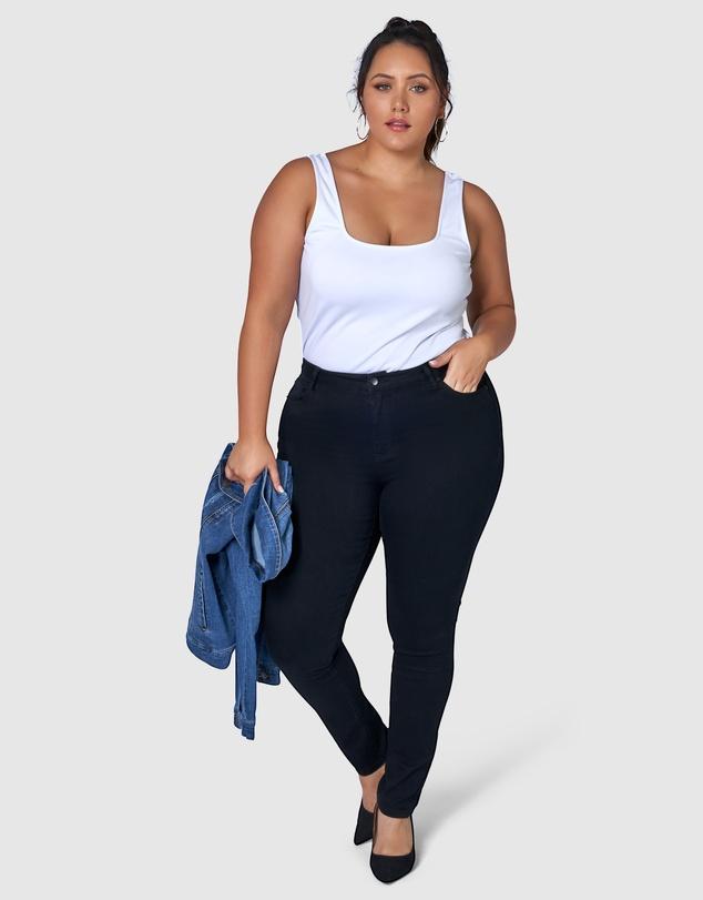 Women Kylie Curve Skinny Jeans