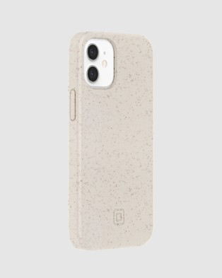 Incipio Organicore Case For iPhone 12 Mini - Tech Accessories (Cream)