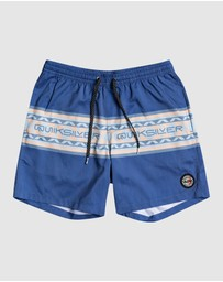 Quiksilver - Boys 2-7 Sun Faded 12