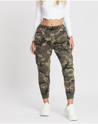 All About Eve - Camo Cargo Pants