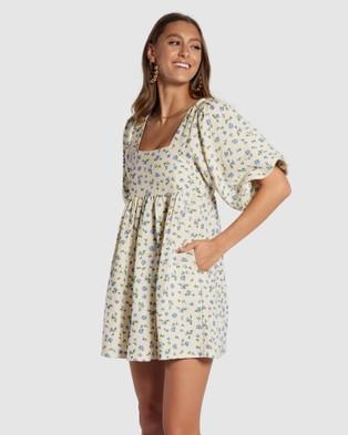Apero Label Ava Babydoll Dress - Dresses (Multi)