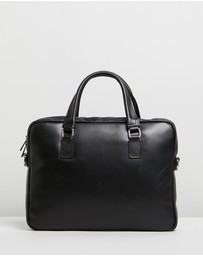 Republic of Florence - The Glasgow Slim Briefcase