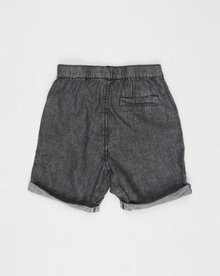 Cotton On Baby Danny Shorts   Babies - Shorts (Black Wash)