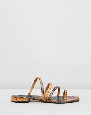 Senso Ulissa II Sandals Turmeric