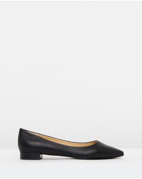 Atmos&Here - ICONIC EXCLUSIVE - Cassia Leather Flats