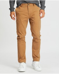 Outerknown - S.E.A. Legs Rugged Slim Chinos