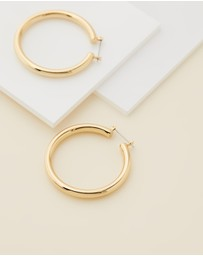 Luv Aj - The Amalfi Tube Hoops