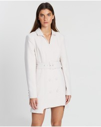 C/MEO COLLECTIVE - Mode Long Sleeve Dress