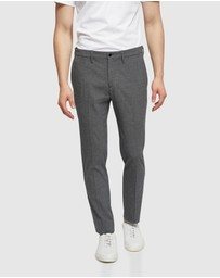 Oxford - Stretch Textured Trousers