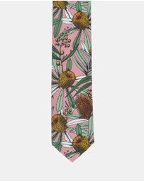 Peggy and Finn - Banksia Tie