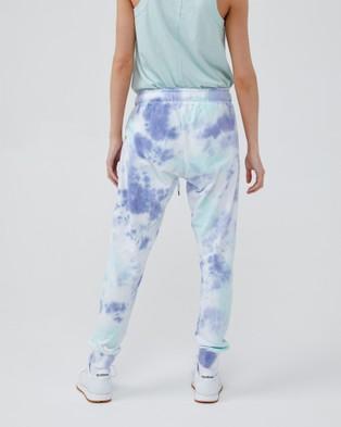 Jac & Mooki Scarlet Sweat Pant - Sweatpants (miami tie dye)