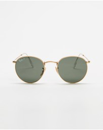 Ray-Ban - Round Metal Polarised