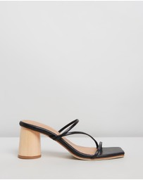 JAMES | SMITH - Amore Mio Strappy Sandals