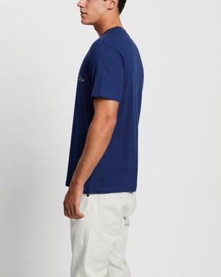 Ben Sherman - Signature Flock Tee T-Shirts & Singlets (Ink)