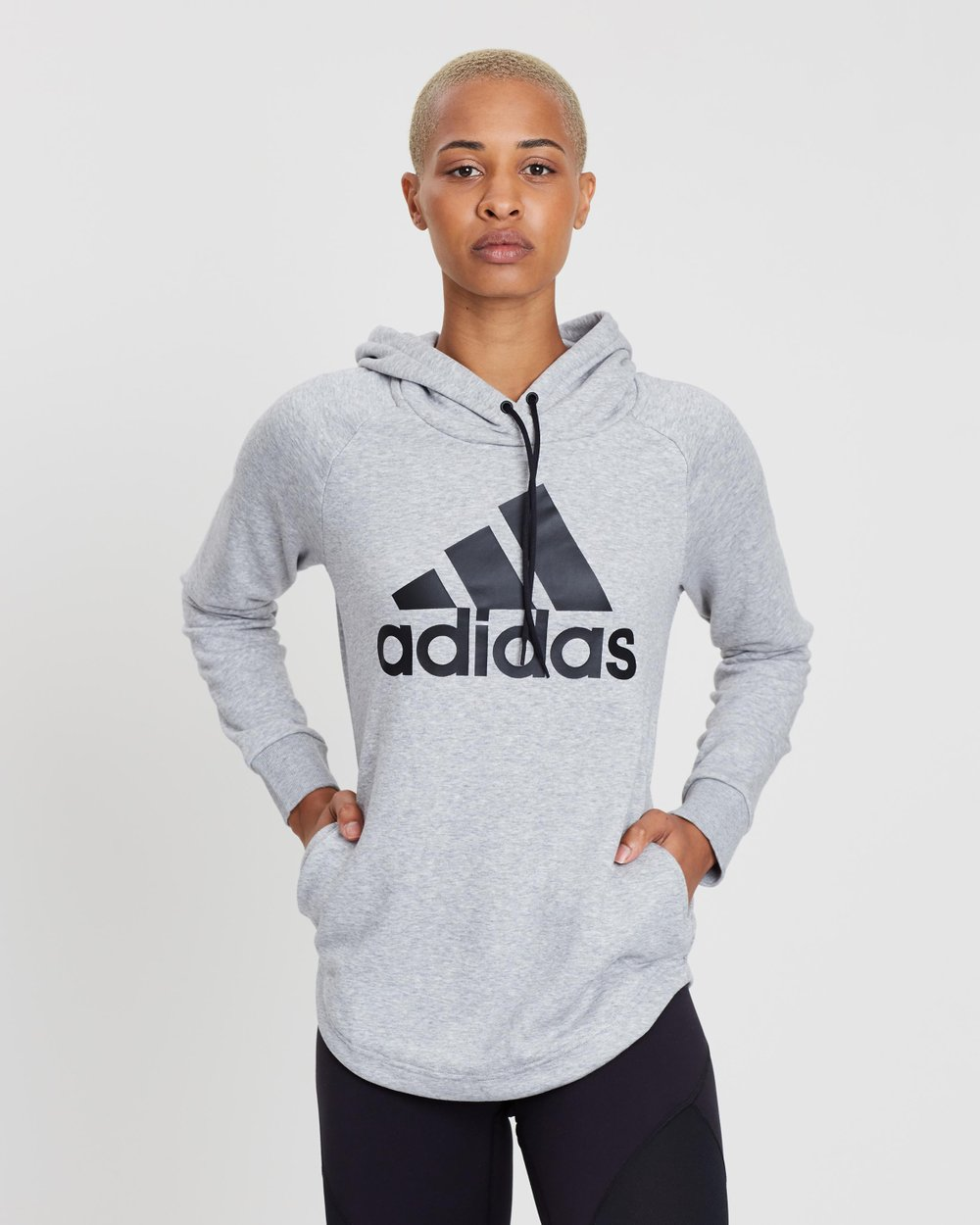 separation shoes d39fe 726f6 Must Haves Badge of Sport Hoodie by adidas Performance Online   THE ICONIC    Australia