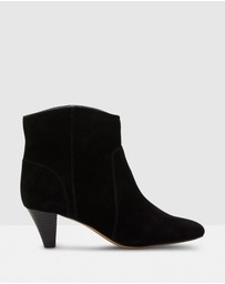 Oxford - Florida Suede Bootie
