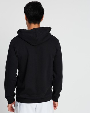 ASICS French Terry Hoodie   Men's - Coats & Jackets (Performance Black)