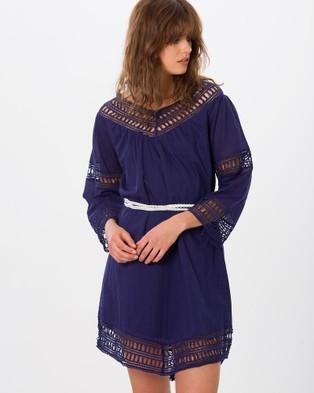 Kaja Clothing – Charlize Dress Midnight