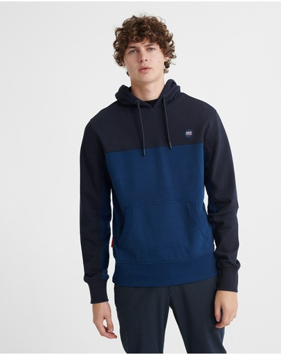 Superdry - Collective Colour Block Hood