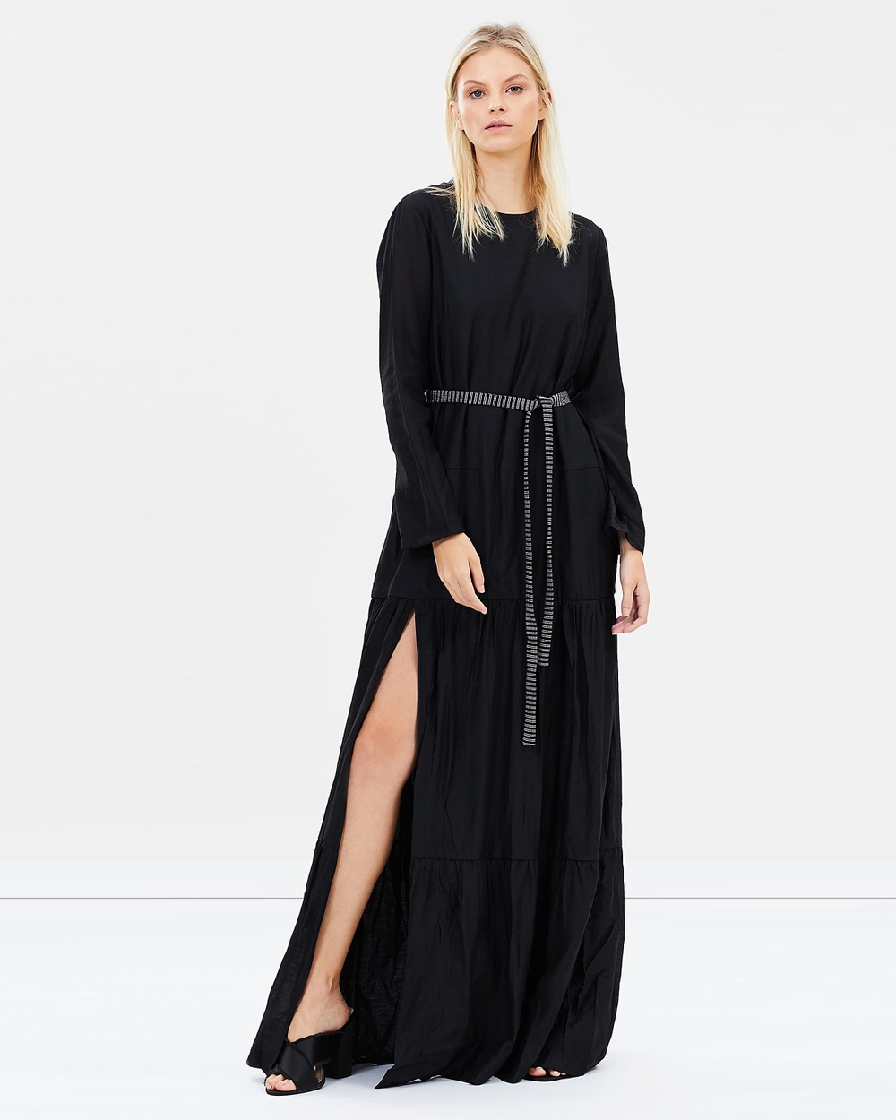 PFEIFFER The Rocket Gown Dresses Black The Rocket Gown