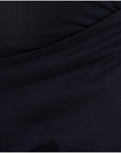 Bump Love Maternity Mary Tapered Pants Black