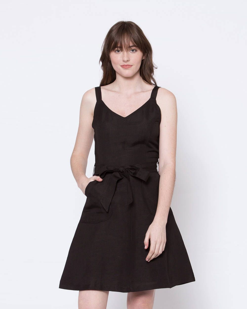 Dangerfield Black Ferris Wheel Dress