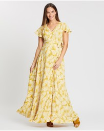 Soon Maternity - Elizabeth Maxi Dress