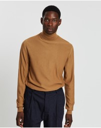 Band of Outsiders - Lightweight Turtleneck Jumper