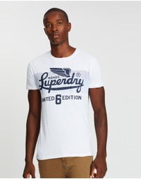 Superdry - Limited Icarus Colours Blend Lite T-Shirt