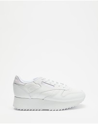 Reebok - Classic Leather Double - Women's