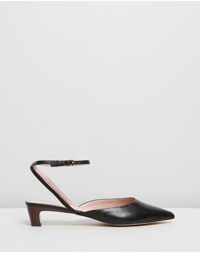 Atmos&Here - Annie Leather Heels
