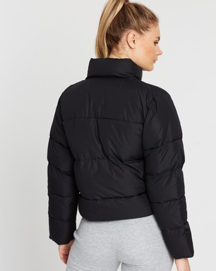 Russell Athletic RA Mid Puffer Jacket - Coats & Jackets (Black)