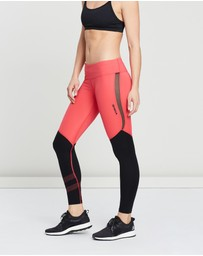 Virus - ECo33 CoolJade™ MESH Compression Leggings