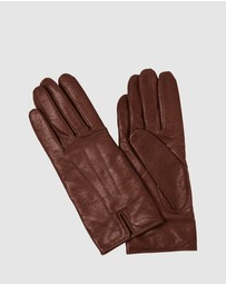 Kate & Confusion - Zella Leather Gloves